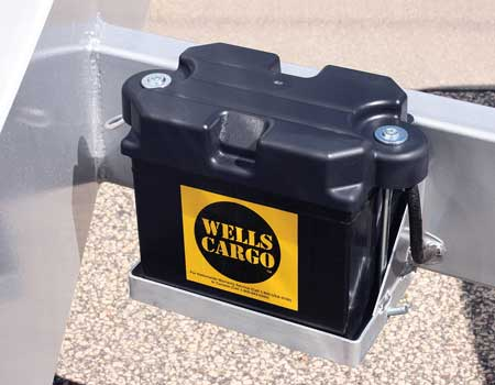 Wells Cargo Gooseneck Trailers