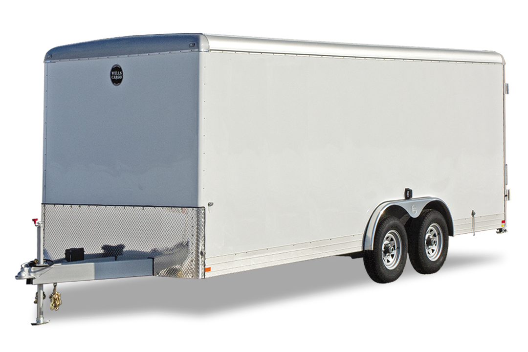 wells cargo trailers wagon series
